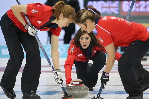 Gb Olympic Curling Team