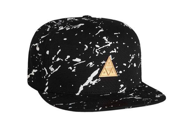 HUF Splatter Hat **FREE SHIPPING**