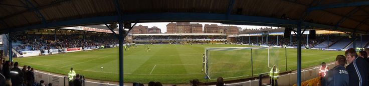 Roots Hall - Panoramic - Southend United FC
