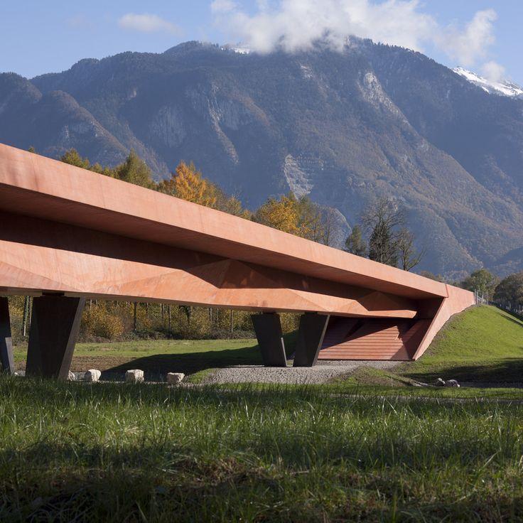 Galería de Puente sobre Rhone / Meier + Associés Architectes - 1
