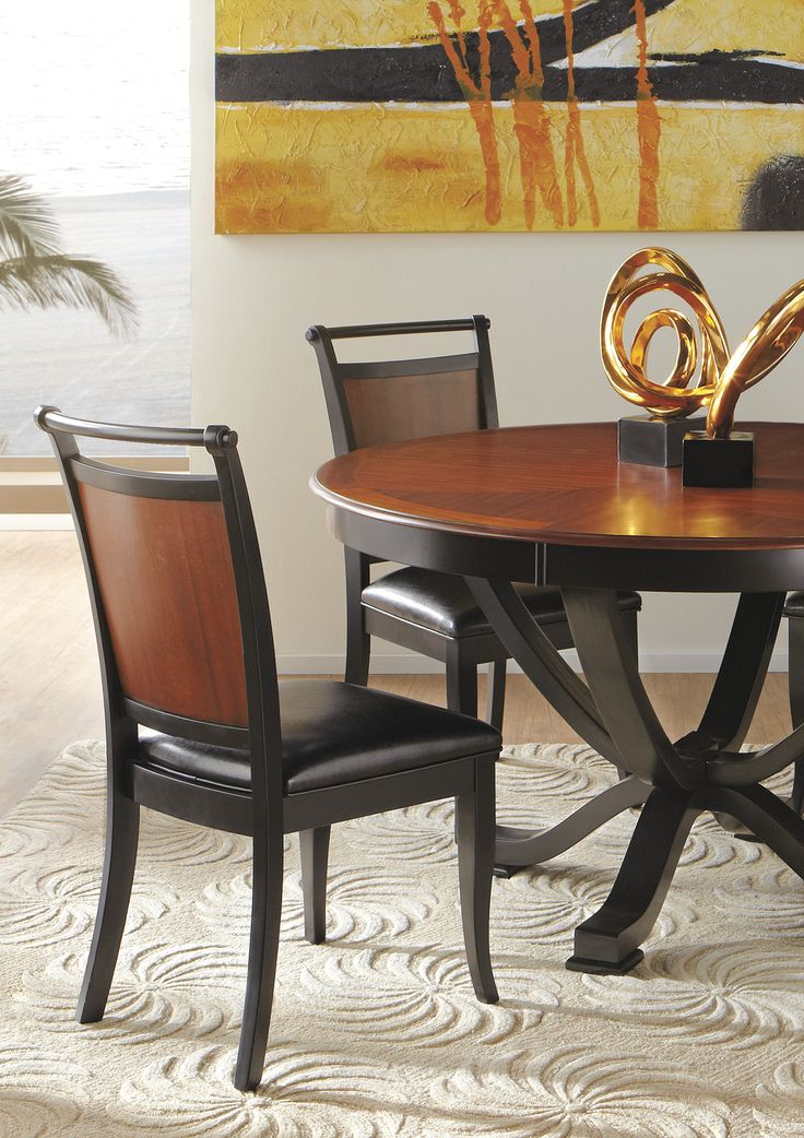 Make A Stylish Statement In Your Dining Area With The Orland Park  Collection.