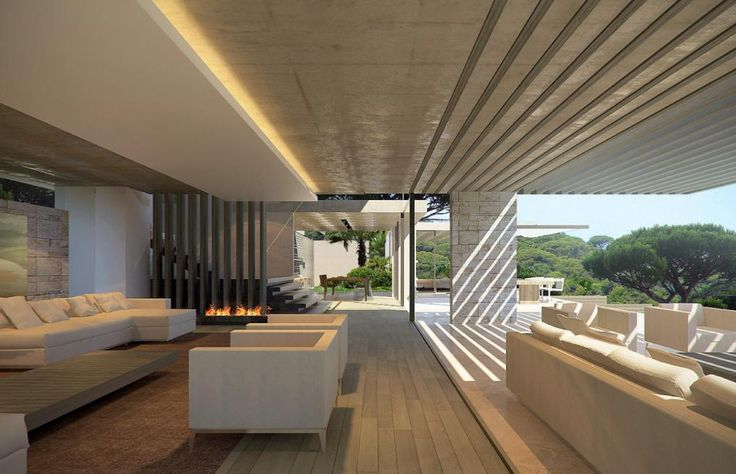 Private House in Saint Tropez by Saota architects _