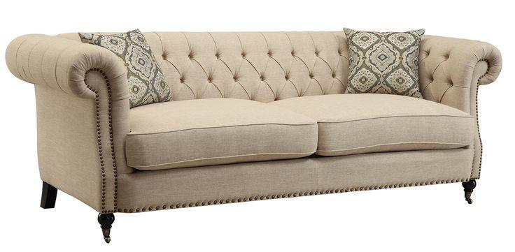 Coaster Trivellato Sofa | Del Sol Furniture | Sofa Phoenix, Glendale, Tempe, Scottsdale, Avondale, Peoria, Goodyear, Litchfield, Arizona