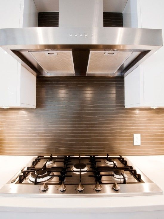 10 unique backsplash ideas for your kitchen kitchen backsplash kitchen modern and vent hood. Black Bedroom Furniture Sets. Home Design Ideas