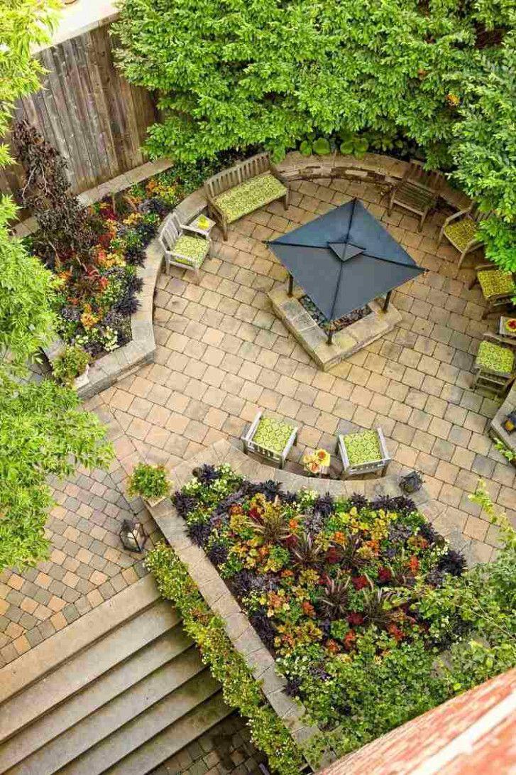 Kleiner Garten Ohne Rasen Arsitektur
