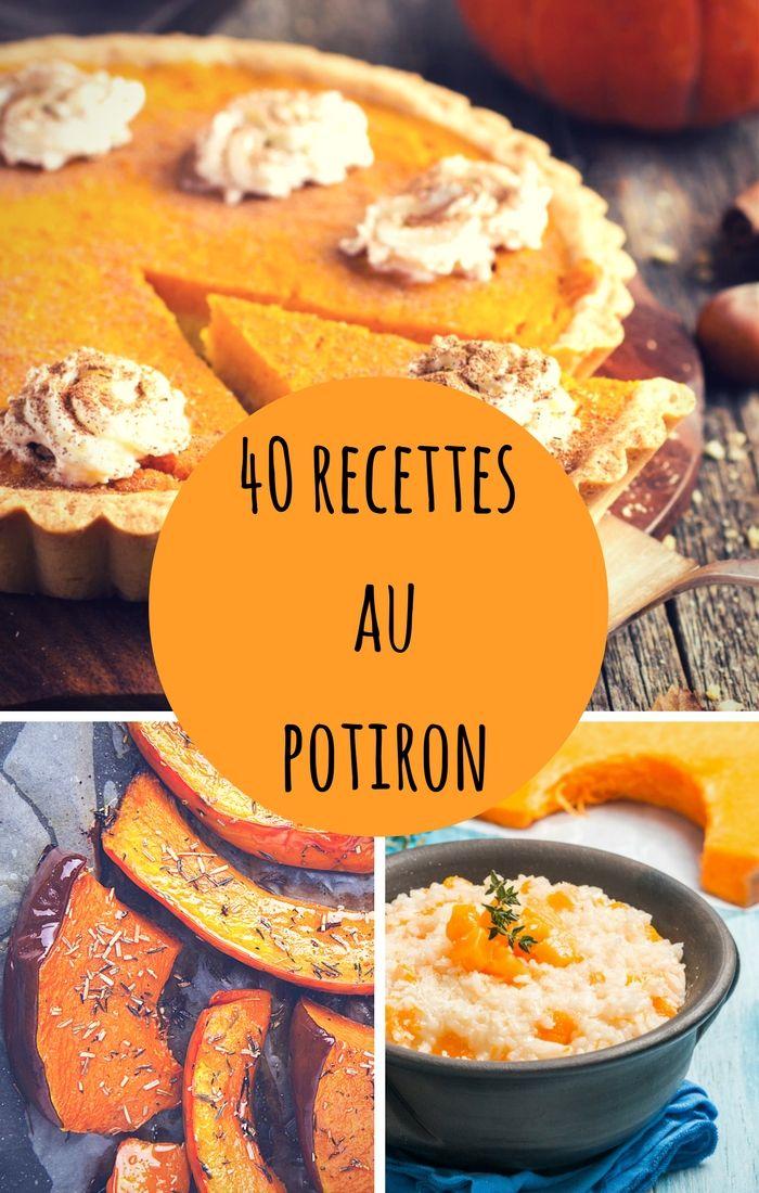 Citrouille, potiron, potimarron, courge : 40 recettes faciles pour les cuisiner (et se ré-ga-ler).