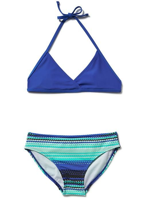 Old Navy | Two-Piece Triangle Bikini for Girls