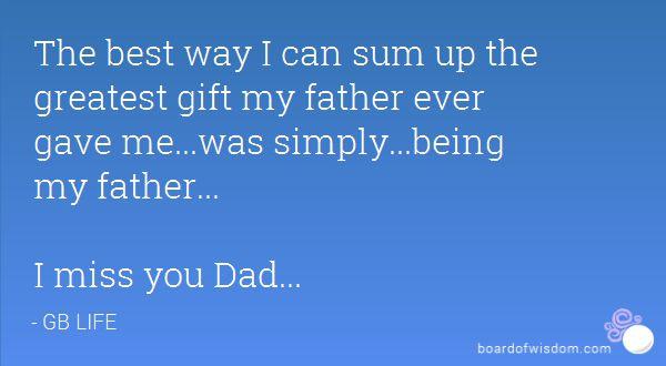 Missing My Dad Quotes. QuotesGram