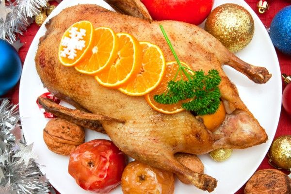 Утка с яблоками на Новый год: ТОП-5 рецептов - Кулинарные советы для любителей готовить вкусно - Хозяйке на заметку - Кулинария - IVONA - bigmir)net - IVONA bigmir)net