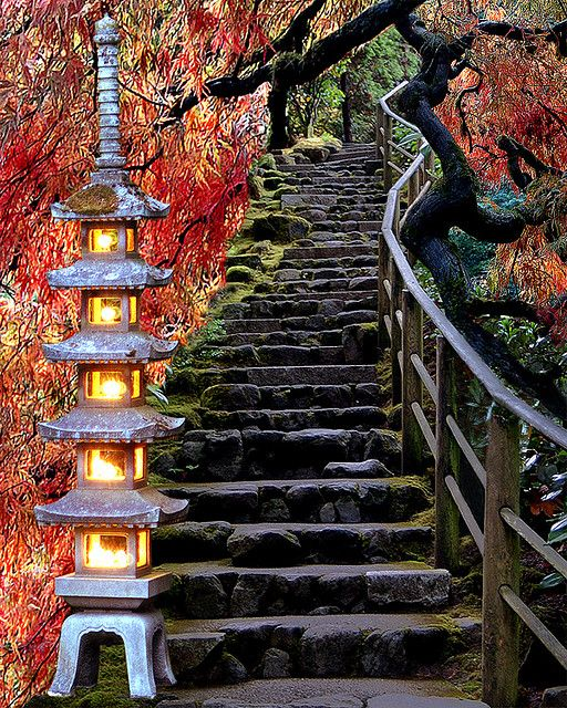17 Best Ideas About Japanese Garden Lanterns On Pinterest
