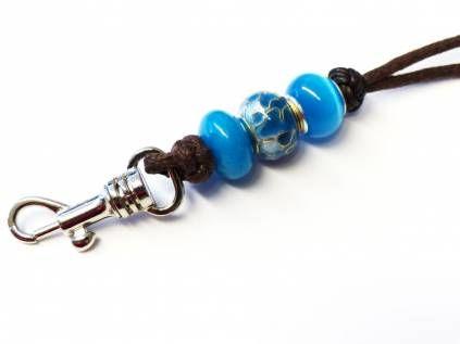 Hundepfeifen - HandarbeitHundepfeife Pfeifenband -Jade- 61