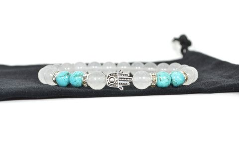 Turquoise - Aura Protection bracelet