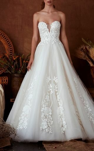 Isabelle Armstrong Bridal gown