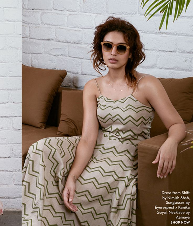 Huma Qureshi poses for The Magazine