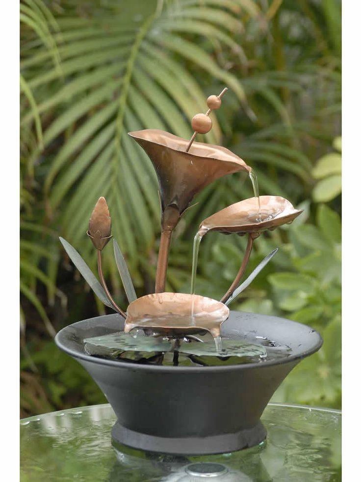 19 best Fountains images on Pinterest Garden deco, Garden