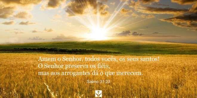 Salmo 31:23