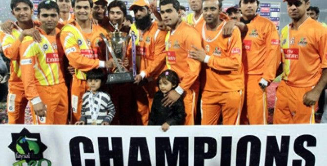 I wish Lahore Lions Win