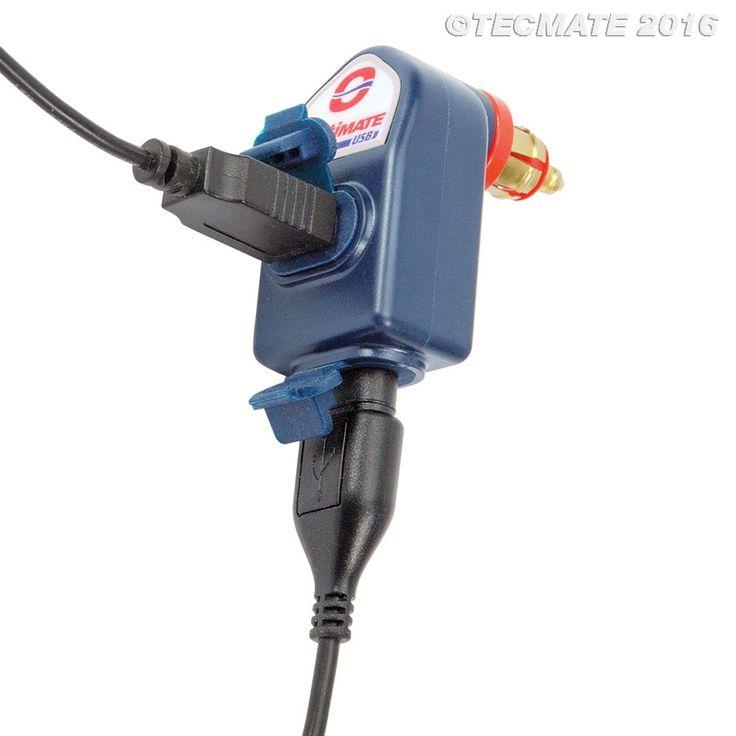 TecMate – OptiMATE USB O-105