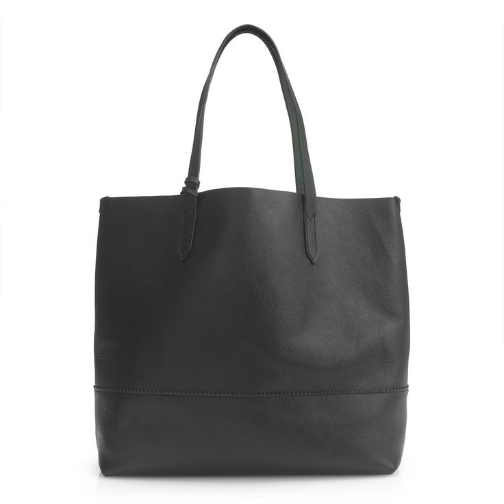 It proves your work bag, errands bag, gym bag and going-out bag can all be  the same bag. The special leather gets softer with use, which is great  since ...