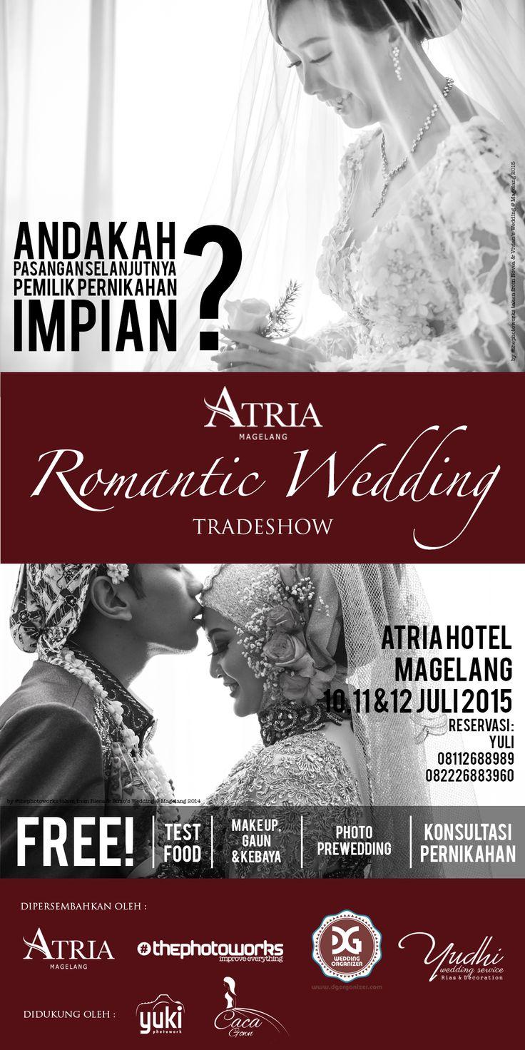 Atria Wedding Tradeshow