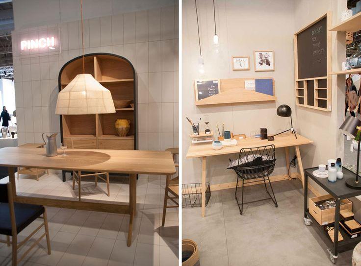 tendances d co 2017 couleurs et mati res de l 39 ann e maison objet pinterest echoppe. Black Bedroom Furniture Sets. Home Design Ideas