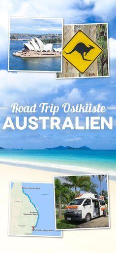 Australien Ostküste: Die besten Highlights und Aktivitäten für deinen Roadtrip + Tipps zu Work & Travel (Werbung)