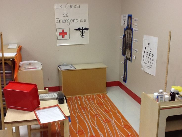 31 Best Dramatic Play- Doctor'S Office Images On Pinterest