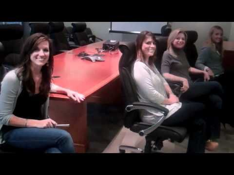 Synergis: Check out our flexible work environment!