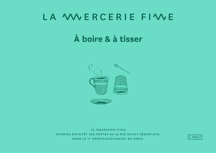 la Mercerie Fine, 25 rue St Sébastien, Paris 11e