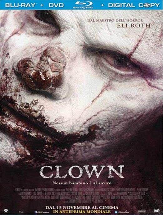 Palyaço – Clown 2014 Türkçe Dublaj Ücretsiz Full indir - https://filmindirmesitesi.org/palyaco-clown-2014-turkce-dublaj-ucretsiz-full-indir.html