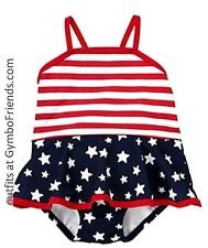 fourth of july swimsuits