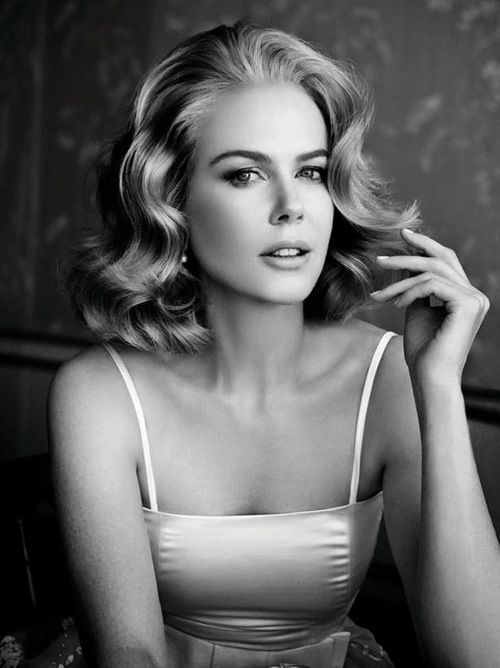 Nicole Kidman by Patrick Demarchelier for Vanity Fair,  2013