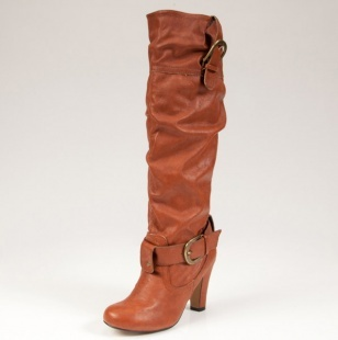 Buckle and Ring Boot $25