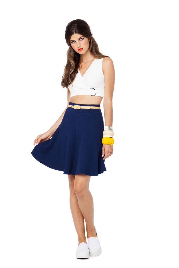 Jupe ZARZUELA skirt - PE/SS16 Annie 50