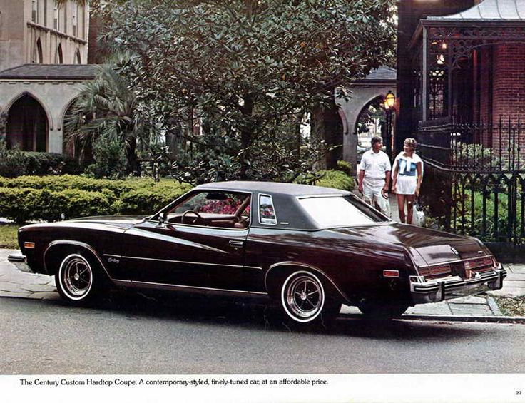 1975 Buick Century Coupe My First Car Centuryman 237 A Pinterest Clasicos