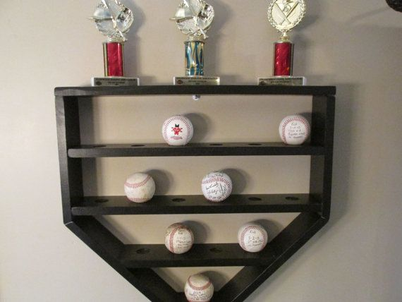 Baseball Display Shelf Woodworking Projects Amp Plans