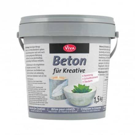 Easy Beton Paste grau 350g - idee. Creativmarkt