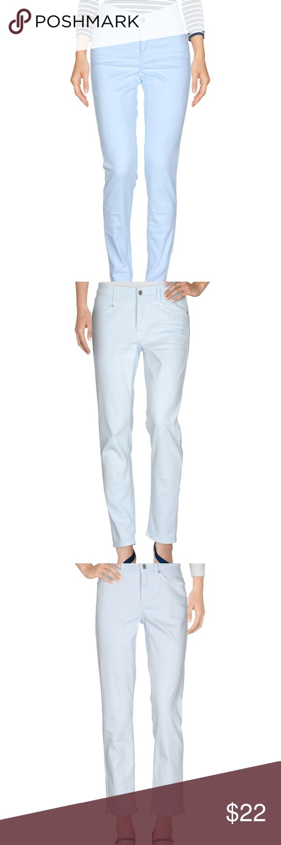 """Cambio Jeans -  #1 Jeans - Oprah's Favorite Things Voted """"best fitting  Jeans,"""" these Cambio jeans stretch to your curves. Measurements laying flat: 26"""" waist, 36"""" hips and 30"""" inseam. For best fit, size down and let the stretch go to work for you to make you appear to be one size smaller! Cambio Jeans Straight Leg"""