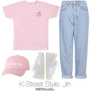 K-Street Style: Jin