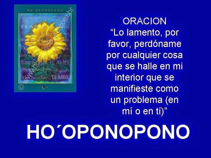 Oracion...