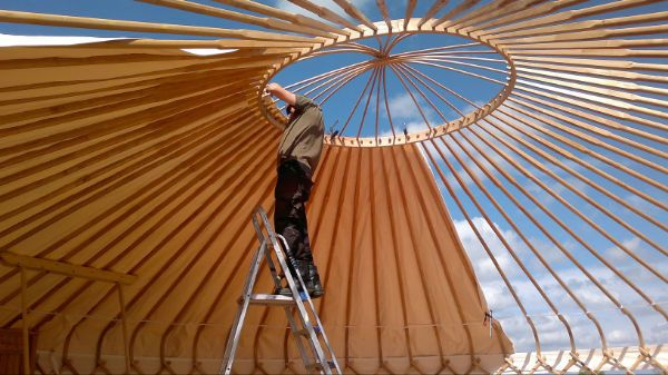 Yurt Shop - Yurts For Sale