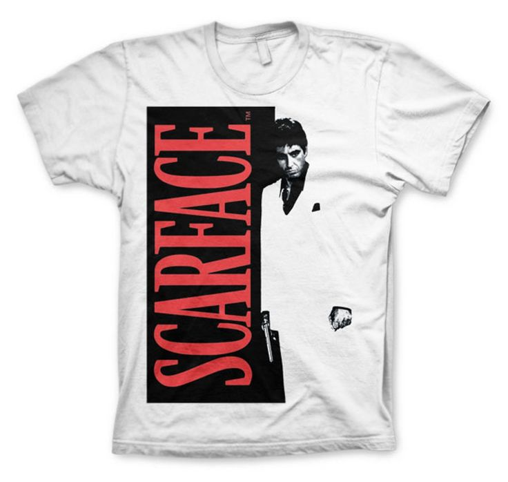 Scarface Movie Poster T-Shirt