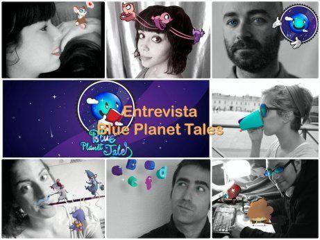 """Entrevista Blue Planet Tales: """"Hacemos cuentos, no juegos"""""""