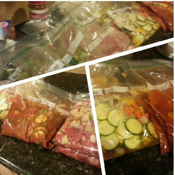 Healthy Crock Pot Meals for a month Under $75!