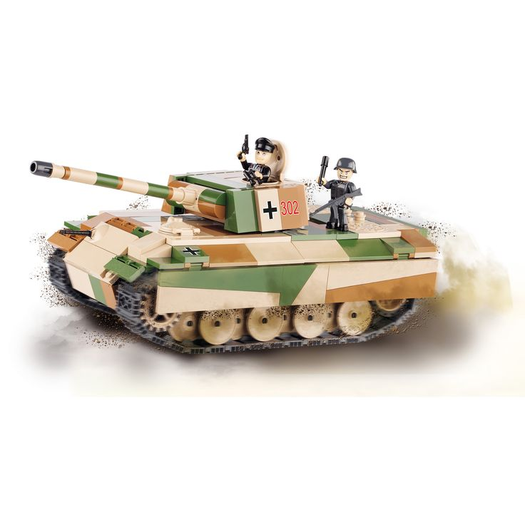 Cobi Small Army Pzkpfw V Panther Ausf G Building Kit