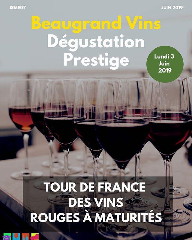 Tour De France Des Vins Matures 3 Juin 2019 70 On Commence A 20