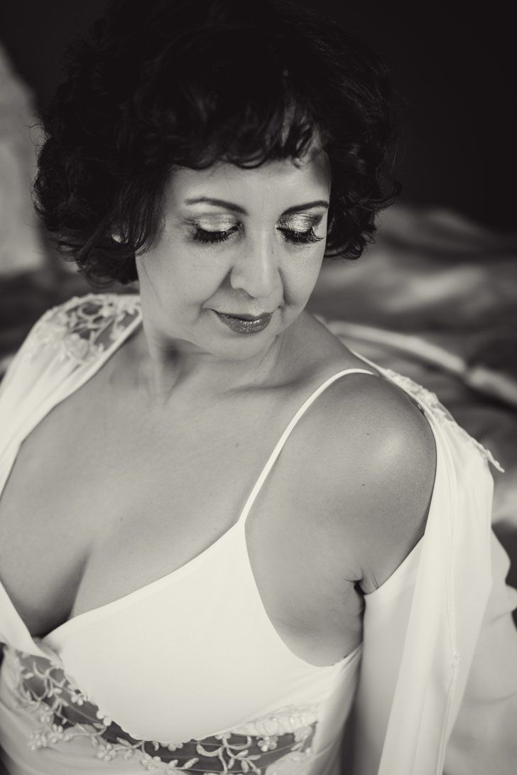 Pin for Later: This Woman With Cancer Posed For a Boudoir Photo Shoot — and It's Incredibly Empowering