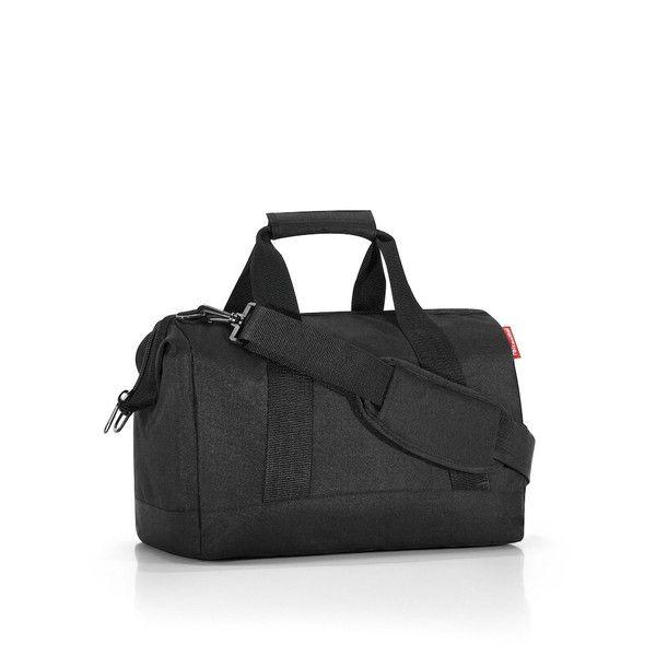 Reisenthel Allrounder M Travel Bag: Black | $49.95
