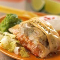 Croustillant de porc à la mexicaine sur leporc.com