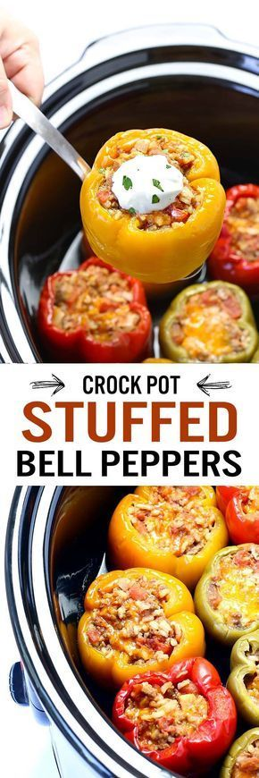 Old fashioned stuffed bell peppers were a staple in our family when I was a kid and they find the way onto my family's table now. They are an inexpensive comfort food that can be made in the oven, crockpot, or top of stove. There are a lot of variations but here is how I like them. They are wonderful to make and freeze as well.